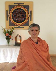 Yogini Ratna - Mandala Yoga Ashram, août 2018